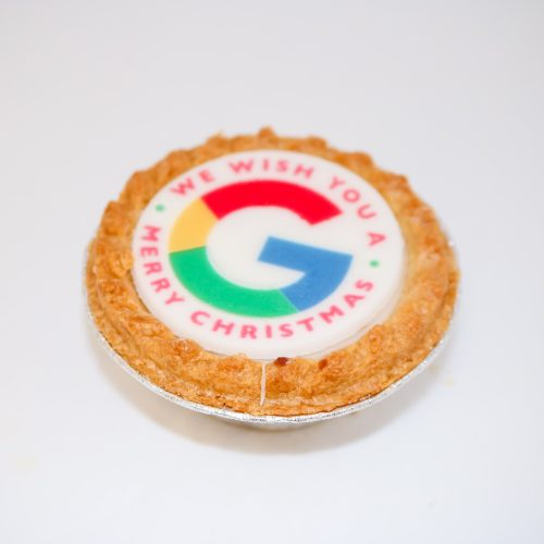 Branded Mince Pies by Amore Bakery