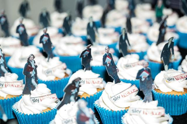Political Promotional Cupcakes