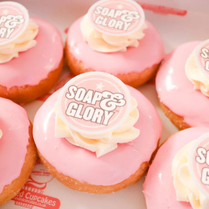 personalised doughnuts